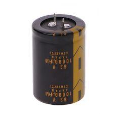1 Pc Audio Electrolytic Capacitor 10000uF 63V 36x52mm