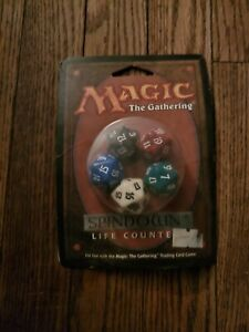 Magic the Gathering Core Set Spindown Dice Life Counter D20