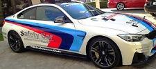 BMW Safety Car sticker decal graphics m sport m performance sport