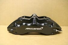 GENUINE OEM ORIGINAL MCLAREN 650S LEFT FRONT BRAKE CALIPER BLACK 11C0063CP BG1