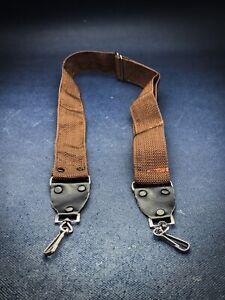Vintage Camera Strap Chocolate Canon Nikon Olympus Pentax  Belt for SLR DSLR ✧✧✧