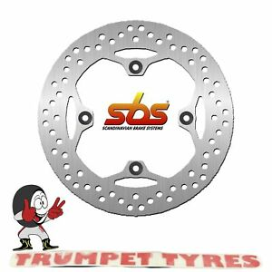 Ducati Monster S4RS 999 2007 - 2008 SBS Rear Brake Disc Genuine EO Quality 5051