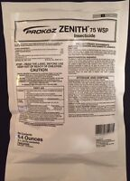 Zenith 75 WSP Insecticide (4 x 1.6oz Packets)