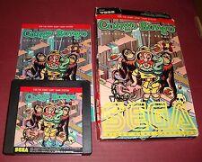 Congo Bongo - Sega - Atari 5200 Box Manual & Game - 1983