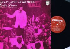 LAST NIGHT OF THE PROMS Colin Davis BBC SO LP Vinyl Philips UK SFM23033 @excllt