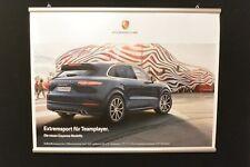 """Porsche Poster """"Cayenne"""""""
