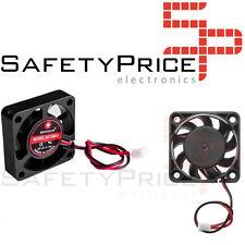 Ventilateur 12V 2 câbles Reprap Imprimante 3D Prusa FAN De refroidissement