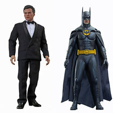 Michael Keaton e Bruce Wayne figura Set da Batman restituisce mms294