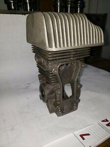 VINTAGE GO KART WEST BEND US 820 ENGINE MOTOR-Factory PROTOTYPE cylinder head