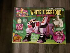 Mighty Morphin Power Rangers White Tigerzord! New sealed
