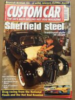 Custom Car Magazine - January 2007 - Drag Racing Nat Finals, Krazy Horse Show.