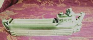 Vintage Wade Green Narrow Boat Canal Barge