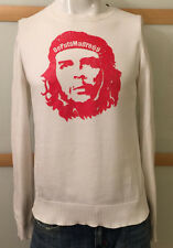 De Puta Madre Madre Sweater Che Guevara M long sleeve white / red Size M