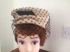 Vintage Mary Lee of Tunbridge Wells Hat circa 1940's
