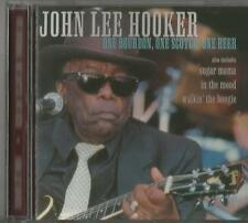 John Lee Hooker - One Bourbon One Scotch One Beer (CD 1998)
