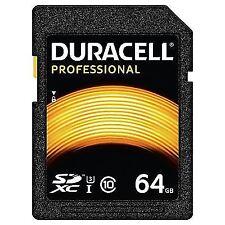 64GB SDXC Camera Memory Cards