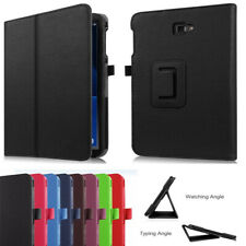 For Samsung Galaxy Tab 3 4 7.0 8.0 10.1 Shockproof Flip Leather Stand Case Cover