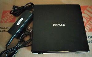Zotac BI320 zbox mini pc 8gb ram 120gb ssd NO OS