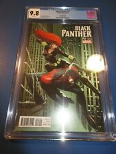 Black Panther #7 Yu Black Widow Variant CGC 9.8 NM/M Gorgeous Gem Wow