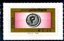 ITALIA 2007  - POSTA PRIORITARIA  2,20