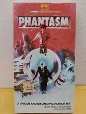 Phantasm Vhs 1984 First Release Embassy Like New