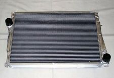 2 ROW Aluminum Performance Radiator fit for 2001-2006 BMW M3 E46 MT New
