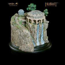 White Council Chamber Polystone Diorama Statue Hobbit Lord of the Rings