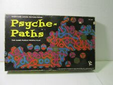 Funtastic Psyche Paths Game Puzzle People Play 1969 gm1281