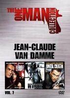 El Duro Corps Maximum Risk Until Muerte The One Man Furgoneta Damme 3 X DVD