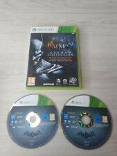 Batman Arkham Colección Microsoft Xbox 360 Juego