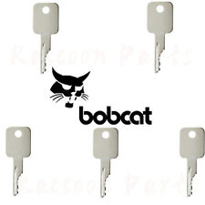 Bobcat Ignition Key Skid Steer Loader Mini Excavator Compact Tracked Loader