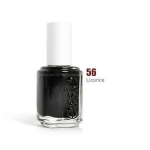 Essie Nail Polish 56 Licorice 0.46oz