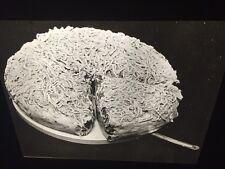 "Claes Oldenburg ""Coconut Cream Pie 1963"" Pop Art 35mm Art Slide"