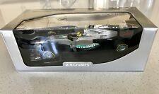 1/18 F1 Minichamps Mercedes AMG W03 Nico Rosberg