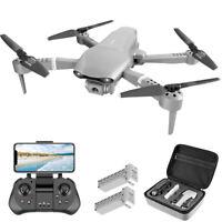 4DRC-F3 2021 NEW drone gps 4k 5G WIFI HD wide angle dual camera fvp drones 60min