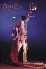 Queen Freddie Mercury Crown  MAXI POSTER SIZE size 91.5 x 61cm  LP1159