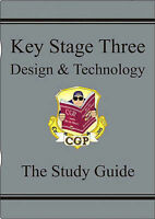 KS3 Design & Technology Study Guide by CGP Books (Paperback book, 2003)