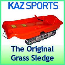 THE INCREDIBLE, ORIGINAL, TIROLL GRASS SLEDGE/SLED