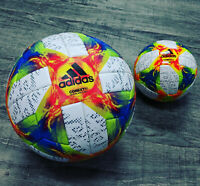 NEW ADIDAS CONEXT 19 WOMENS WORLDCUP FRANCE MATCH GAME BALL SIZE 5 FREE SHIPPING