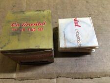 New Continental Piston Ring Set 877-STD-.009 Steel Flex 3-7/16 X 5/64-3/16