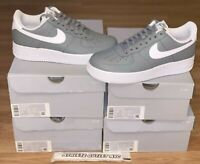 New Nike Air Force 1 Low White Wolf Grey Men's Size 7.5-12.5 Sneakers CK7803-001