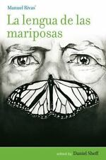La lengua de las mariposas (Spanish Edition), , Daniel Sheff, Very Good, 2013-08