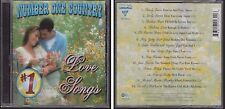 Razor & Tie Music #1 NUMBER ONE COUNTRY LOVE SONGS CD David Frizzell Shelly West