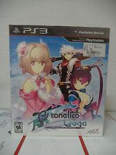 Ar Tonelico Qoga: Knell of Ar Ciel Premium Collector's Edition (PS3) *NEW*