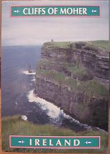 Irish Postcard CLIFFS OF MOHER County Clare Ireland John Hinde 2/695 4x6 1996