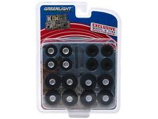 Greenlight Kings of Crunch Monster Trucks Wheels & Tires Pack 13169 1/64 Chase