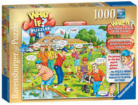 19770 Ravensburger WHAT IF? No.18 Fantasy Golf Jigsaw Puzzle 1000 Pieces