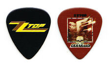 Zz Top Deguello Album Promo Guitar Pick