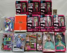 Lot of 15 Barbies and Other Items-Ultimate Closet, Rapunzel, Elsa & More Nib, Nr