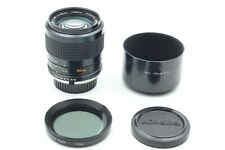 ▣ EXC+4 ▣ Minolta MC Tele Rokkor-PF 100mm f/2.5 Lens For MD Mount from Japan #12